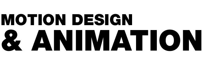 Big Media - Motion Design and Animation